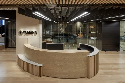 Yamaha Music Australias New HQ