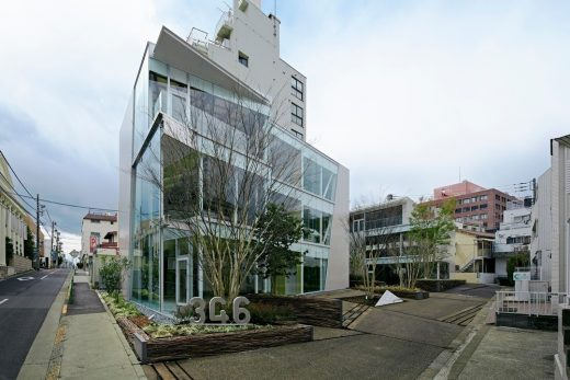 Green Triangle - Aoyama 346 - Tokyo Architecture News