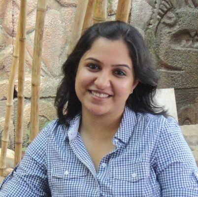 Architect Anuja Pandit
