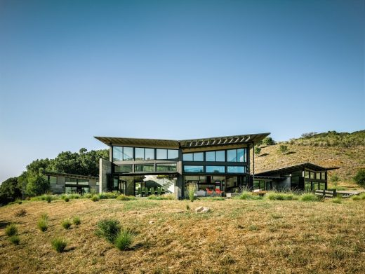 Butterfly House: Santa Lucia Preserve Home