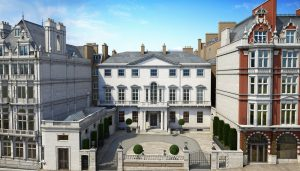 Cambridge House Hotel and Residences, Mayfair