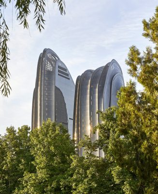 Chaoyang Park Plaza Beijing Buildings