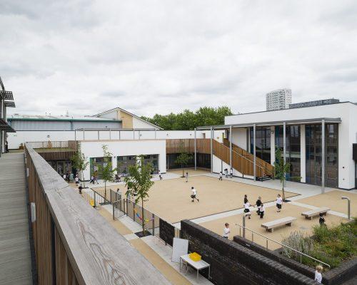 Civitas Academy, Reading School Building