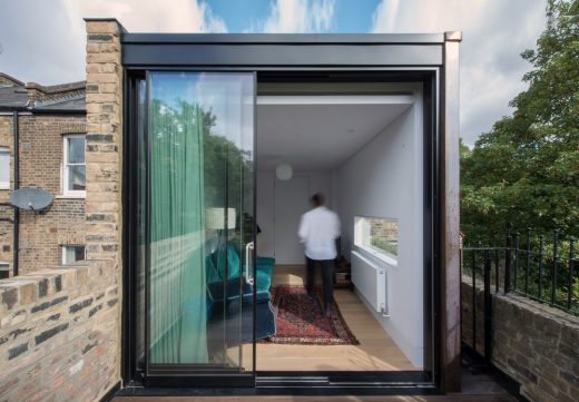 Copper Lookout, Holloway home extension