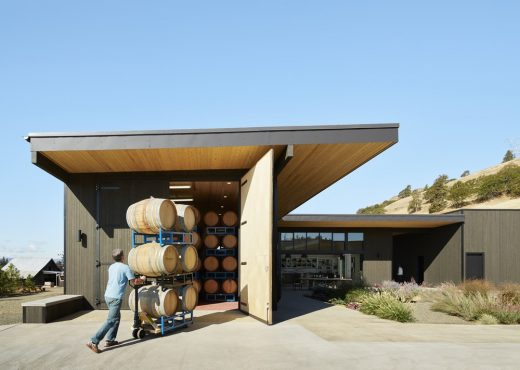 COR Cellars Winery Complex in Lyle