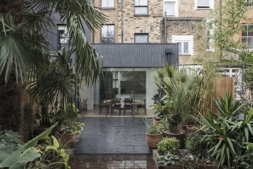 Corduroy House, Hackney Downs property