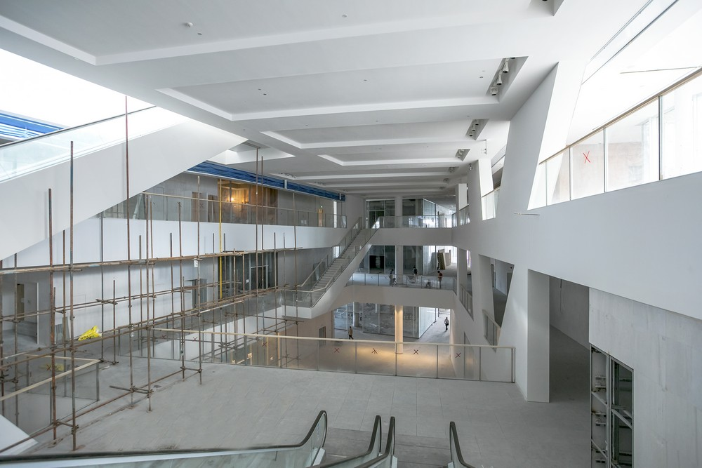 Good Design Society Shenzhen Building Interior