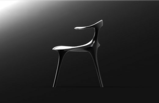 MAD Architects Gu Chair at Milan Design Week