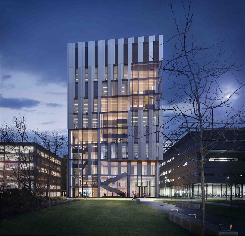 Henry royce institute university of manchester e architect for Design manchester