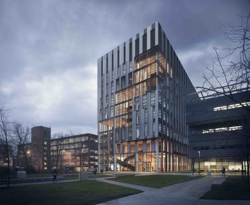 Henry Royce Institute University of Manchester building