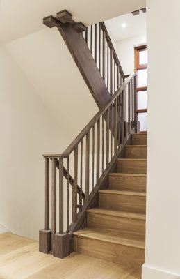 Highgate Townhouse Property stairs
