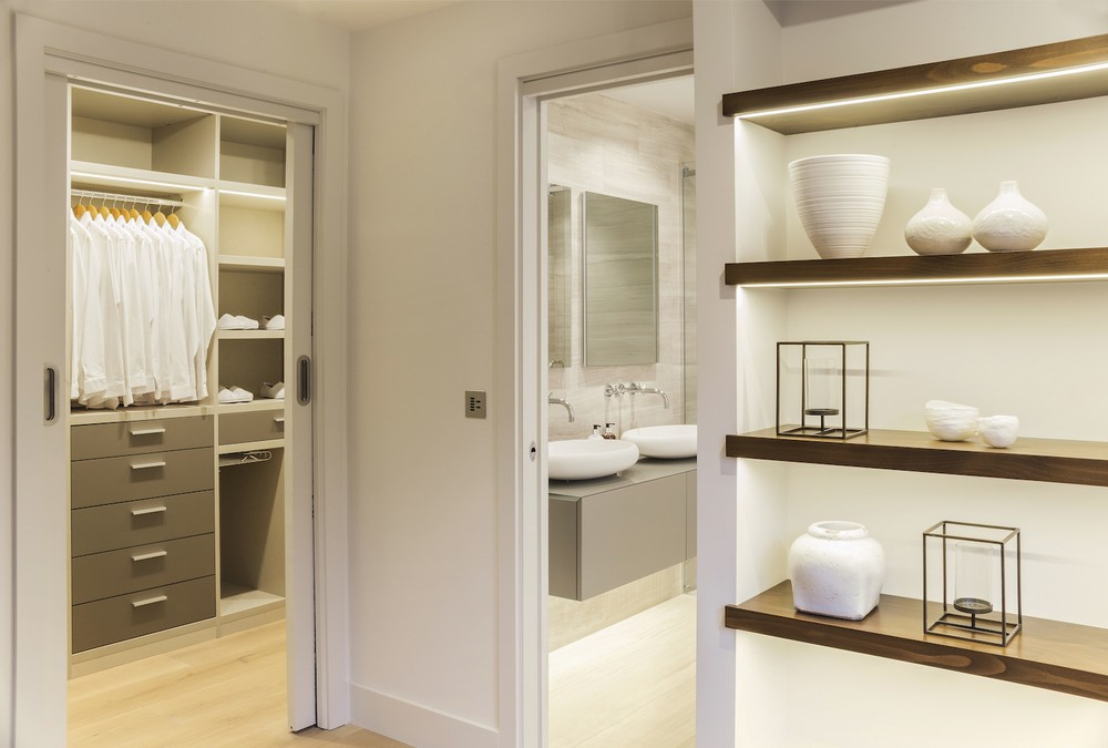 Highgate townhouse fifth floor of the home 1 e architect for Bathroom design jobs london