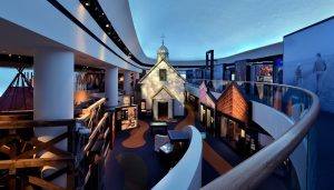 Illuminations of the Canadian Museum of History