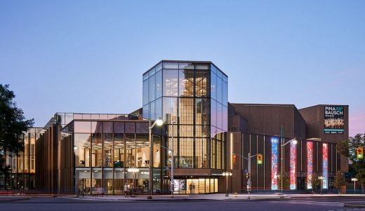 Kipnes Lantern, National Arts Centre Ottawa building