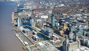 Collingwood Dock at Liverpool Waters