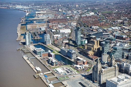 Collingwood Dock Liverpool Building News