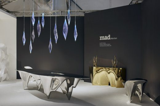 MAD Martian Collection at DesignMiami 2017