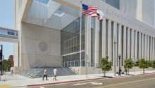 New San Diego Courthouse building