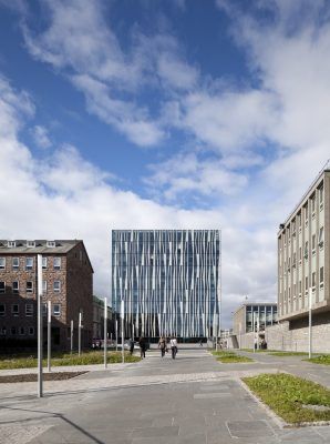 New University Library for the University of Bristol