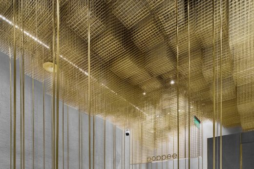 South Sanlitun Road Store design by Atelier Tree