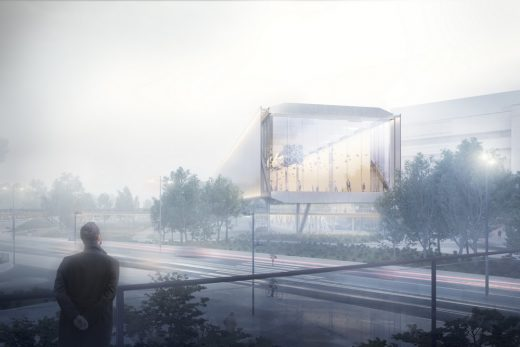 Prague Congress Centre Design Competition