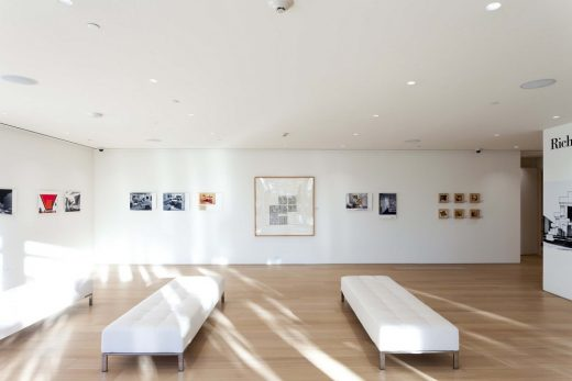 Richard Meier and Frank Stella Exhibition Surf Club