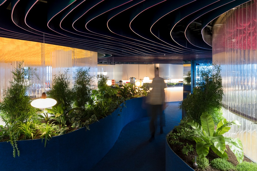 Second Home Spitalfields Rooftop Space 8 E Architect