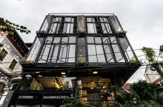 Serene House in Ho Chi Minh City Vietnam Architecture News