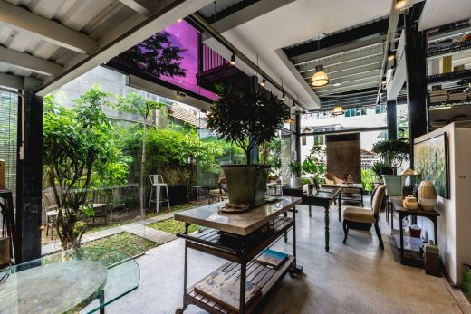 Serene House in Ho Chi Minh City