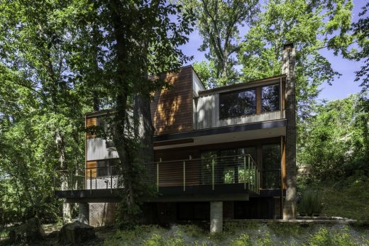 Tree House in Bethesda