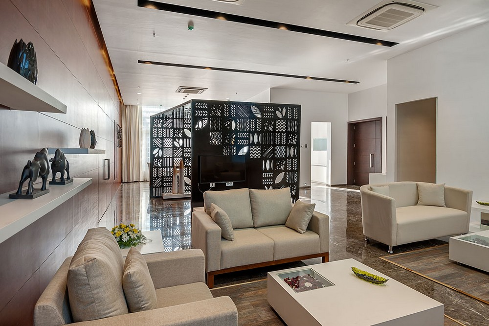 Vvip circuit house pune building 3 e architect for Architecture design for home in pune