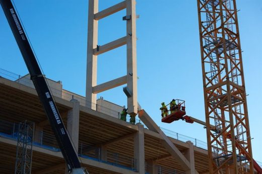 World's Tallest Timber Building in Norway