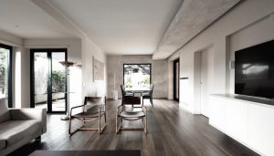 A-Type Penthouse in Rome