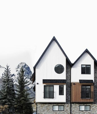 Base Camp in Canmore