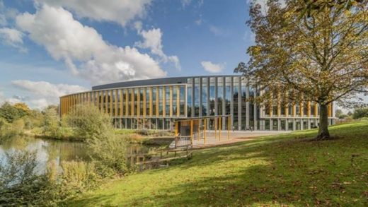 Bradfield Centre, Cambridge Science Park