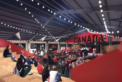 Canada Olympic House