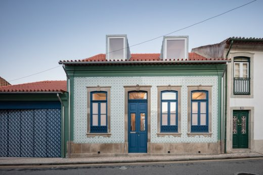 Casa Ovar in Portugal
