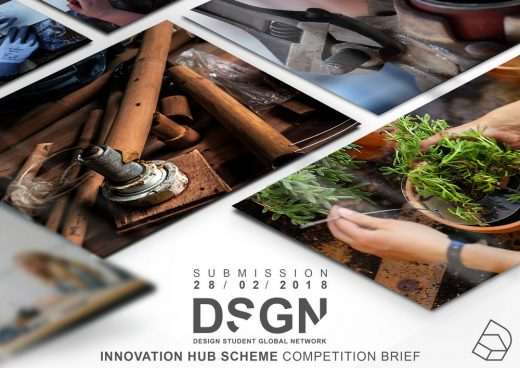 DSGN Innovation Hub Scheme in Bali, Indonesia Competition