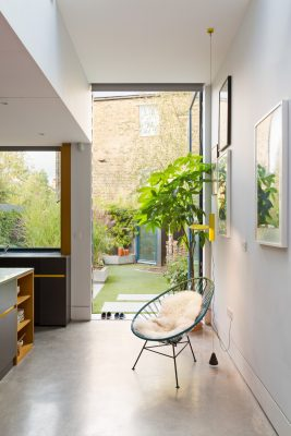 Etch House, Honor Oak Home Extension