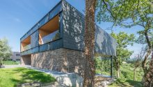Floating among trees, Bilbao Home