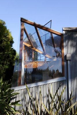 Gehry House in Santa Monica California