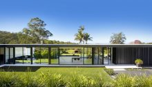 Glasshouse in Noosa
