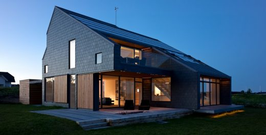 Home for Life in Lystrup design by AART Architects