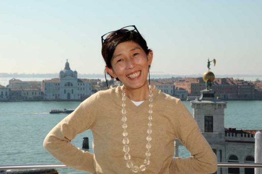 Kazuyo Sejima Architect of SANAA in Venice