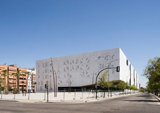 New Palace of Justice in Córdoba