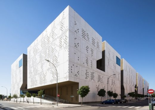 New Palace of Justice in Córdoba - Spanish Architecture News