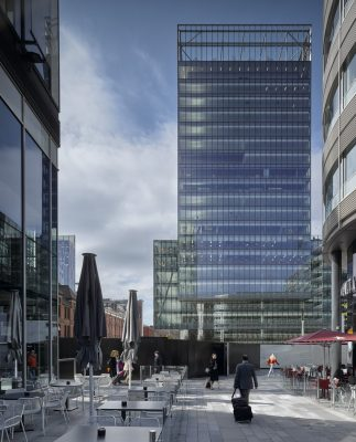No. 1 Spinningfields Building in Manchester