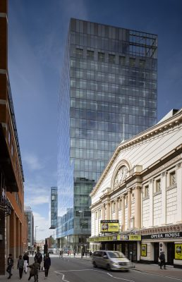No. 1 Spinningfields Office Building in Manchester