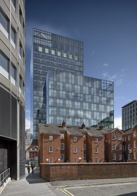 No. 1 Spinningfields Office Building Manchester