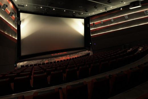 Palace Cinema in Raffles City